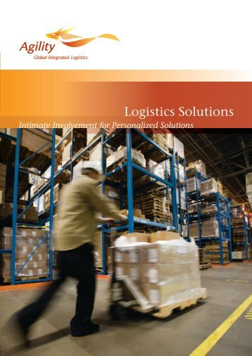 Logistics Solutions - Agility