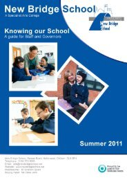 Knowing Our School Publication Copy - The TES