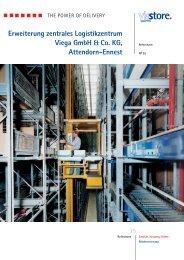 Erweiterung zentrales Logistikzentrum Viega GmbH & Co. KG ...
