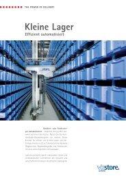 Kleine Lager - Viastore Systems GmbH