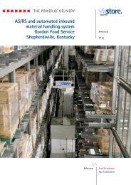 Gordon Food - ViaStore Systems