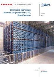 Albrecht Jung GmbH & Co. KG - ViaStore Systems