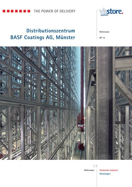 BASF Coatings AG - Viastore Systems GmbH