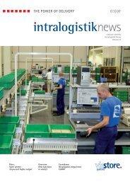 intralogistiknews - ViaStore Systems