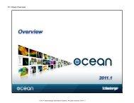 01: Ocean Overview - Ocean - Schlumberger