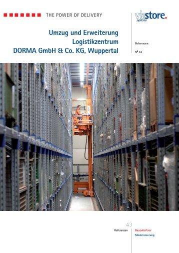 DORMA GmbH & Co. KG - Viastore Systems