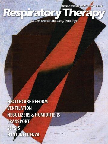 The Journal of Pulmonary Technique - Respiratory Therapy Website