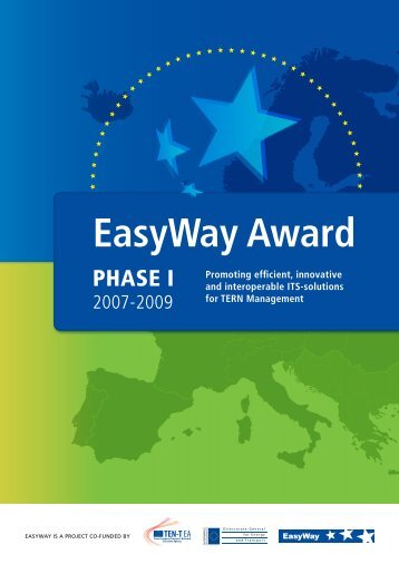 Best traffic management project - EasyWay