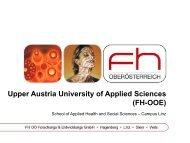 Upper Austria University Of Applied Sciences - E-mail mrh@ing ...