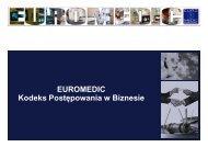 Dbamy O Naszych… - EuroMedic