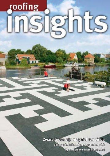 Klik op onderstaande afbeelding om het vakblad te - Dakdekkers.nl