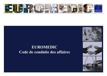 Nos devoirs envers - EuroMedic