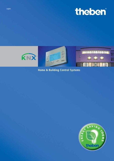 Theben: Home & Building Control Systems KNX