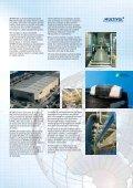 Cable tray systems Sistema de bandejas portacables - Interflex - Page 3