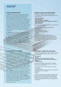 Cable tray systems Sistema de bandejas portacables - Interflex - Page 4