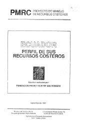 PERFIL DE SUS RECURSOS COSTEROS - (PDF, 101 mb) - USAID
