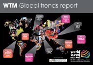 View WTM Global Trends Report now - World Travel Market