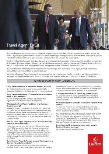 Travel Agent FAQs - FareBank