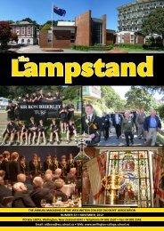 Lampstand - Wellington College