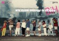 arte visioni messaggi da sarajevo - Comune di Reggio Emilia