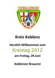 Kreis Koblenz - Fußballverband Rheinland