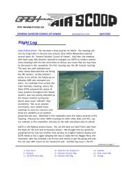 GACH Newsletter April 2012.pdf - The General Aviation Council of ...