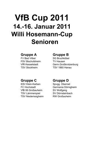 VfB Cup 2011 - Spvgg. 05 Frankfurt-Oberrad