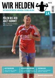 WIR HELDEN«-abO - Regionale Sporthelden GmbH