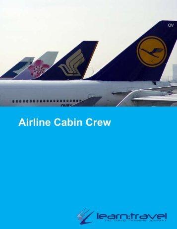 Airline Cabin Crew - Stonebridge Associated Colleges