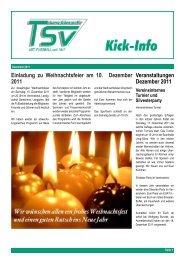 Ausgabe Dezember 2011 - fussball@tsvlanggoens.de - TSV Lang ...