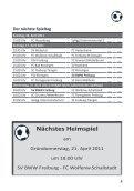 10.04.2011 SV Blau-Weiss Wiehre gegen SV - Seite 7