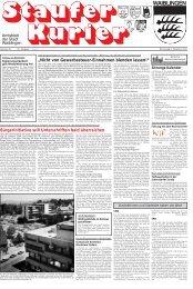 """""""Nicht von Gewerbesteuer-Einnahmen blenden ... - Stadt Waiblingen"""
