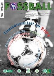 Futsal - Schleswig-Holsteinischer Fussballverband eV
