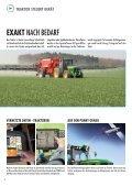 EXAKT DÜNGEN MIT SYSTEM - Land-Data Eurosoft - Seite 4