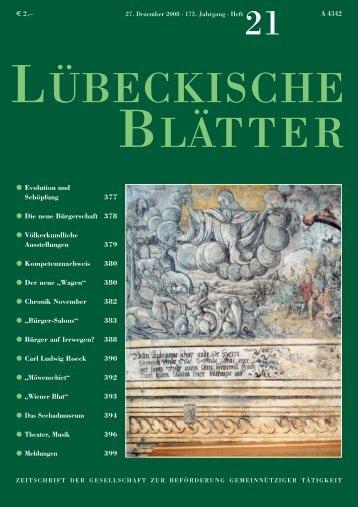 21__LB173.pdf - Lübeckische Blätter