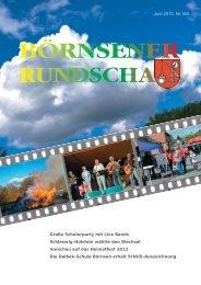 Rundschau 185, Juni 2012 - SPD Börnsen