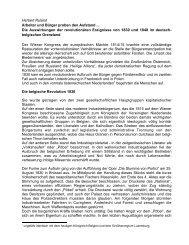 Herbert Ruland Arbeiter und Bürger proben den Aufstand ... Die ...