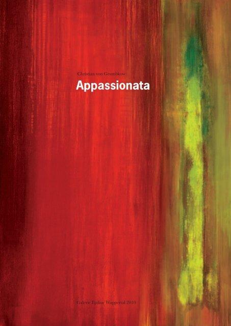 Appassionata - Galerie Epikur