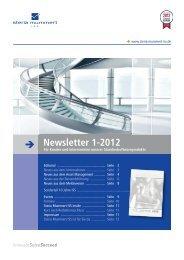 Newsletter I-2012 - Steria Mummert ISS