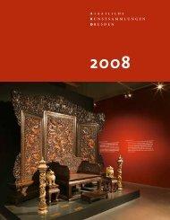 Jahresbericht 2008 - Staatliche Kunstsammlungen Dresden