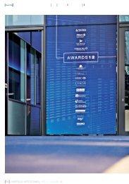 portfolio institutionell Award-Ausgabe Mai 2012 - portfolio Awards