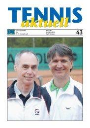 Tennis aktuell - TC 70 Karlstein