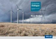 Neue Risiken - Allianz Global Corporate & Specialty