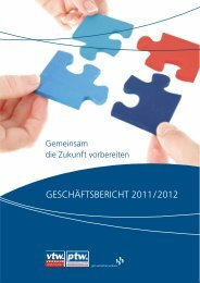 Geschaeftsbericht 2011-2012 - Verband Thüringer ...