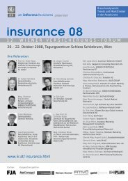 insurance 08 - Institute for Islamic Banking and Finance