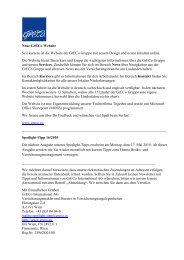 Spotlight Tipp 15-2010 - GrECo