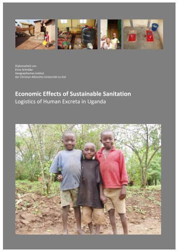 Economic Effects of Sustainable Sanitation - SuSanA