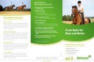 Antrag auf Pferde Kombi Versicherung Reiterunfall Rechtsschutz ...