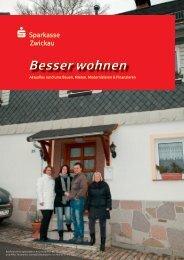 Besser wohnen - Sparkasse Zwickau