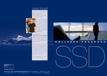 WELLNESS - PROGRAMM - SSD